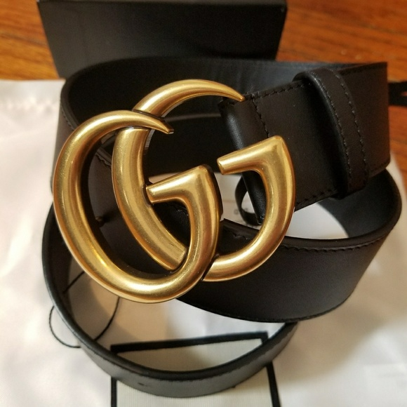 0ce74f8efd2 😎Authentic Gucci Belt Black Leather Gold Brass. NWT. Nordstrom.  M 5cae161c2f4831fed0c0a4bf. M 5cae160c1528129eb2a4f77d.  M 5cae1526d1aa2592f082acef